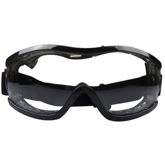 Óculos De Proteção Lente Incolor Evolution - Carbografite