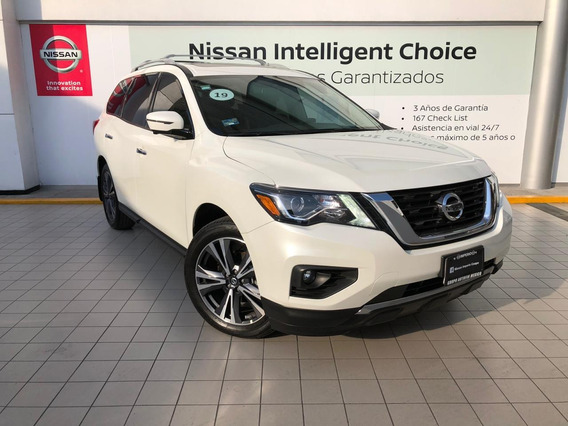 Nissan Pathfinder 3.5 Exclusive Cvt 2019
