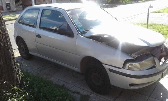 Volkswagen Gol Power $35mil Dado De Baja 2004 Para Repuestos