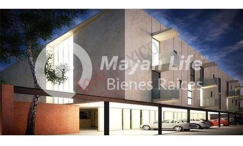 Lujosos Departamentos En Venta En Mérida, Hauz Montecristo