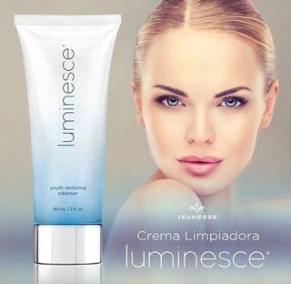 Luminesce Cleanser Crema Limpieza Jeunesse Envio Gratis