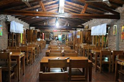 Vendo Restaurant Y Duplex En San Ignacio/ Misiones Excelente Ubicacion