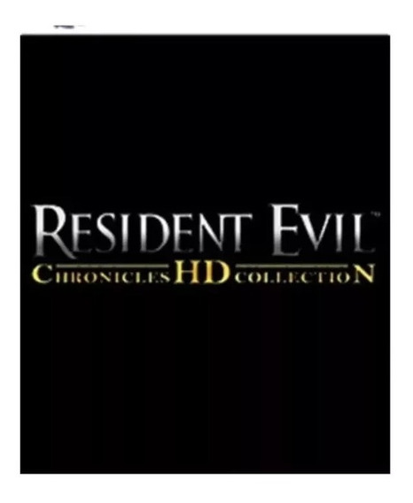 Resident Evil Hd Chronicles Collection Ps3 Jogo Original Psn