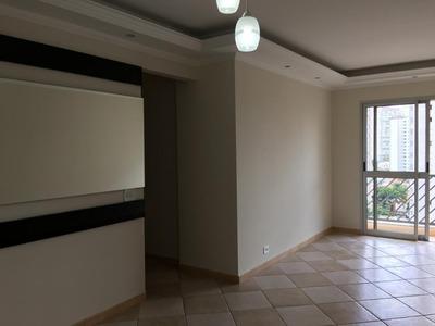 Apartamento Em Pompéia, São Paulo/sp De 75m² 3 Quartos Para Locação R$ 2.800,00/mes - Ap180428