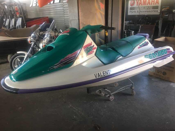 Moto De Agua Sea Doo Gtx 1996 Jet One