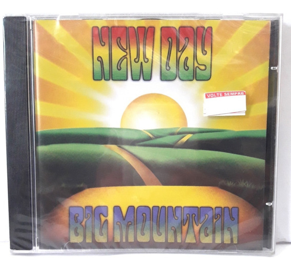 New Day Big Montain Cd Novo