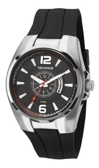 Relógio Technos Masculino Racer 2115ktb/8p Aço Analogico Off