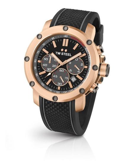 Reloj Tw Steel Ts5 + Incluye Caja Original De Regalo