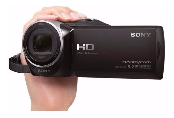 Filmadora Sony Hdr-cx405 9.2mp