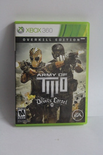 Army Of Two - The Devils Cartel / Xbox 360