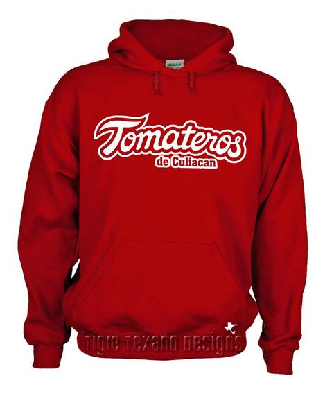 Sudadera Tomateros Culiacán Mod. 21 By Tigre Texano Designs