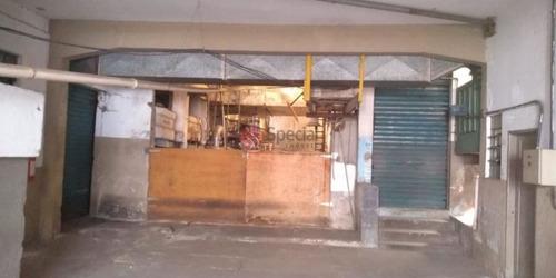 Ótimo Galpão Com 1778m² De Área Construída, Próx. Ao Mercado Carrefour Da Penha - Ta6304