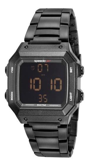 Relógios Speedo Masculino Digital Preto 11022gpevpy1