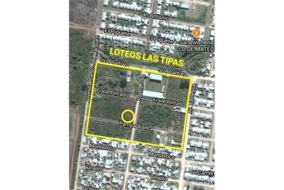 Venta Terreno Palpala - Las Tipas -
