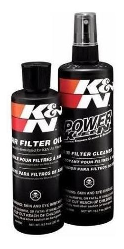Kit Limpeza K&n 99-5050 Filtro Ar Esportivo Lubrificação Bmc