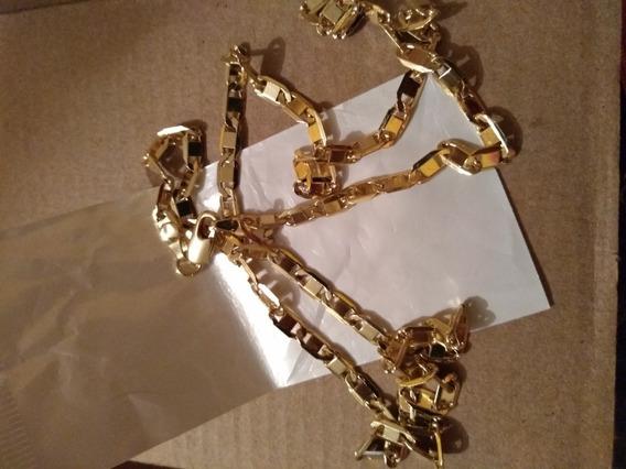 Cadena De Oro 24k