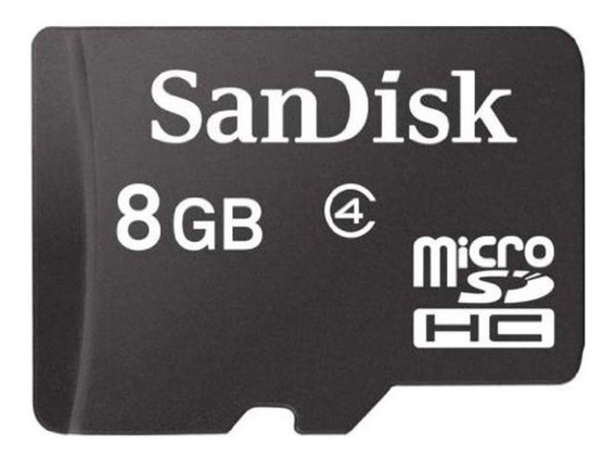 Tarjeta de memoria SanDisk SDSDQM-008G SDSDQM-008G-B35A 8GB