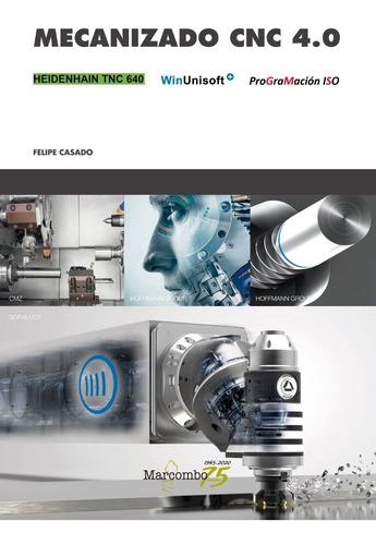 Libro Mecanizado Cnc 4.0