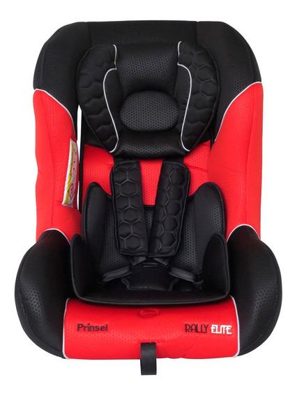Autoasiento Rally Rojo Elite
