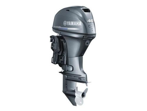 Motor Fuera Borda Yamaha 40hp 4t Japones 3 Años Gtia