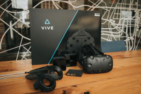 Lentes De Realidad Virtual Htc Vive