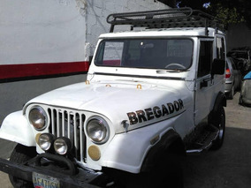 Jeep Cj Bregador