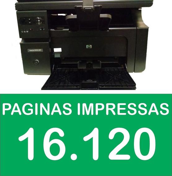 Impressora Multifuncional Hp Laserjet M1132