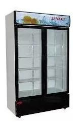 Cámara Enfriamiento Sankey® Rfd-2462 (24.p³) Nueva En Caja