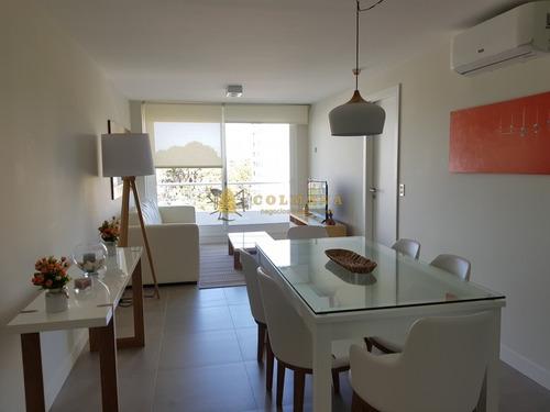 Greenlife Punta Del Este, Apartamento 2 Dormitorios Con 2 Baños.-ref:4280
