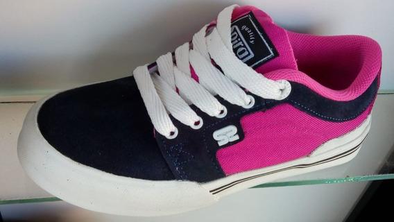 Zapatillas Spiral Max Para Niñas. 100% Original!