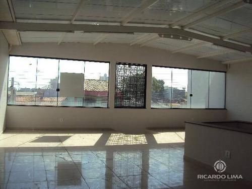 Salão Comercial Para Locação, Paulista, Piracicaba - Sl0018. - Sl0018