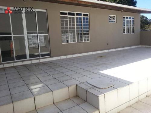 Casa Com 5 Dormitórios À Venda, 250 M² Por R$ 780.000,00 - Pilarzinho - Curitiba/pr - Ca1253