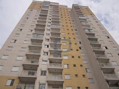 Apartamento Residencial À Venda, Vila João Jorge, Campinas. - Ap0061