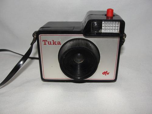 Antiga Camera Fotografica Tuka Dfv Vasconcelos Anos 70