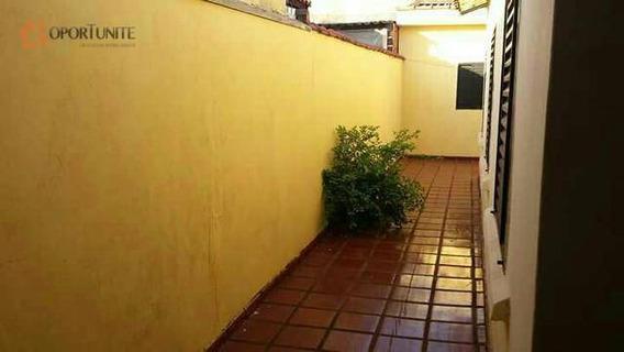 Casa Residencial À Venda, Jardim Joaquim Procópio De Araújo Ferraz, Ribeirão Preto - Ca0428. - Ca0428