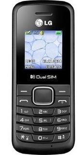 Celular Lg B220 Dual Chip - Lgb220.abrabk