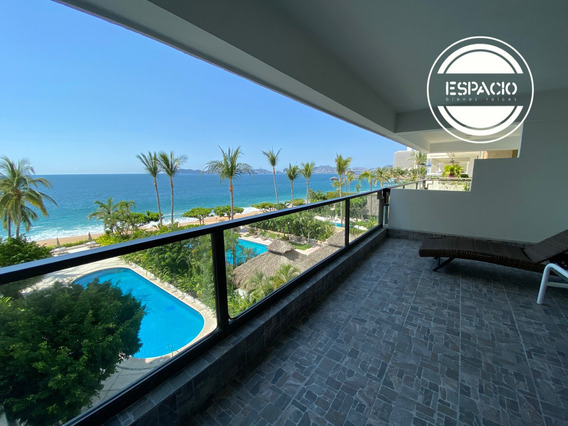Club Deportivo 3rec/3wc, Terraza, Vista, Acceso A Playa, Sob