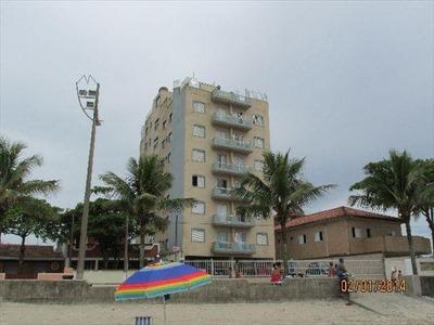 Ref.: 152005800 - Apartamento Em Mongaguá, No Bairro Centro - 1 Dormitórios