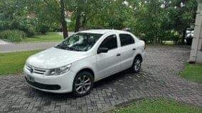 Volkswagen Voyage 1.6 Highline Imotion 2011