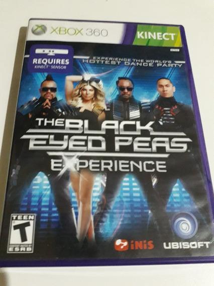 The Black Eyed Peas Experience Xbox 360 Mídia Física