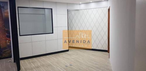 Sala Para Alugar Por R$ 2.500,00/mês - Santa Terezinha - Paulínia/sp - Sa0108
