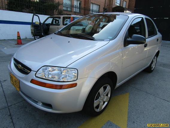 Chevrolet Aveo Family Mt 1500 Aa