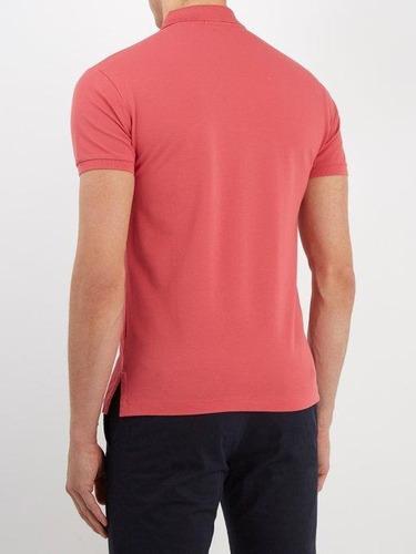 Camiseta Polo Ralph Lauren 3xl Tallas Grandes Big Tall Coral Mercado Libre