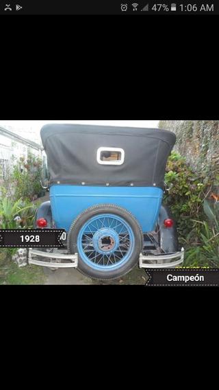 Chevrolet Campeón 1928