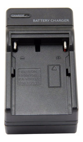 Carregador P Sony Np-f550 F970 F960 F770 F750 F570 F530 F330