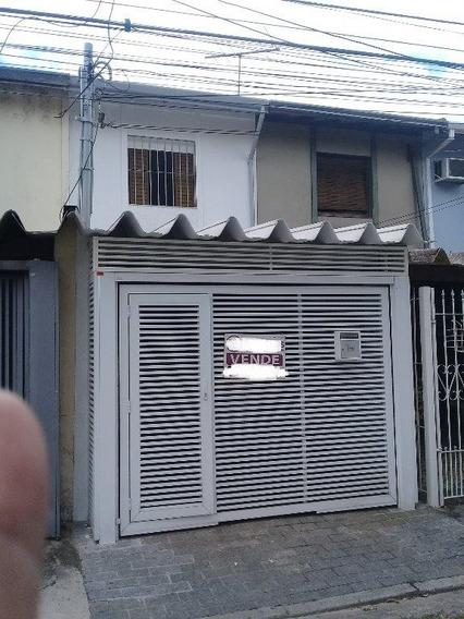 Sobrado Com 2 Dormitórios À Venda, 90 M² Por R$ 600.000 - Jardim Trussardi - São Paulo/sp - So0151