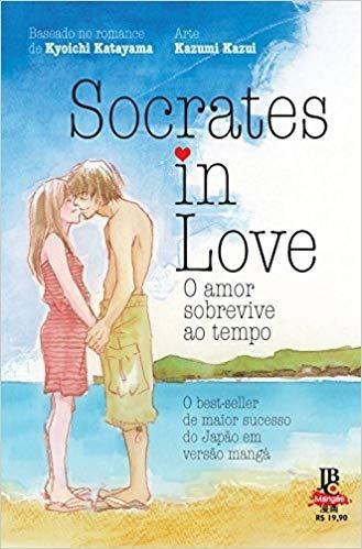 Mangá - Socrates In Love. O Amor Sobrevive Ao Tempo