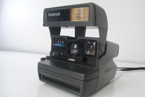 Câmera Polaroid 636 Close Up