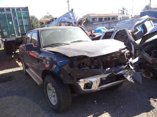 Sucata Ranger 3.0 Diesel 2012 Para Retirada De Peças