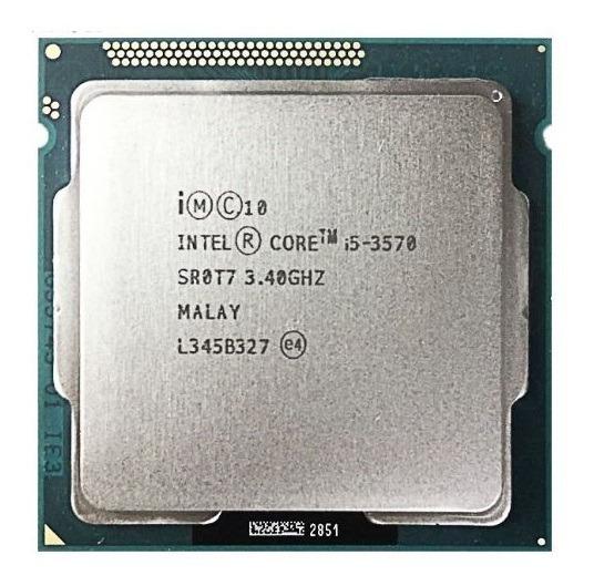Processador Intel Core I5 3570 Lga 1155 3.4 C/pasta Termica